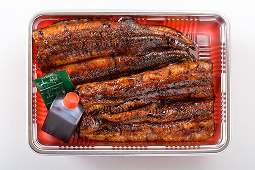 鰻のかば焼き おもちかえり テイクアウト
