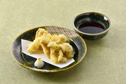 キノコ天ぷら