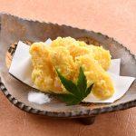 甘い トウモロコシ 天ぷら